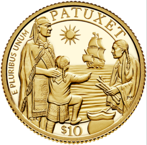 Gold Coin Obverse