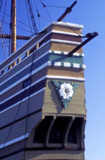 Mayflower II Emblem
