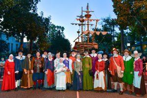 Float Pilgrims