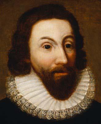 John Winthrop pilgrims