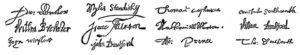 Compact Signatures